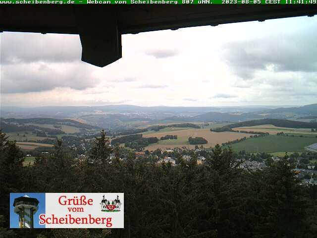 Webcam Scheibenberg